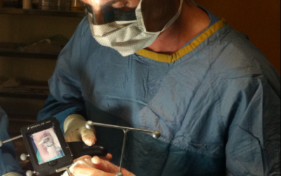 Chirurgia mininvasiva computer assistita