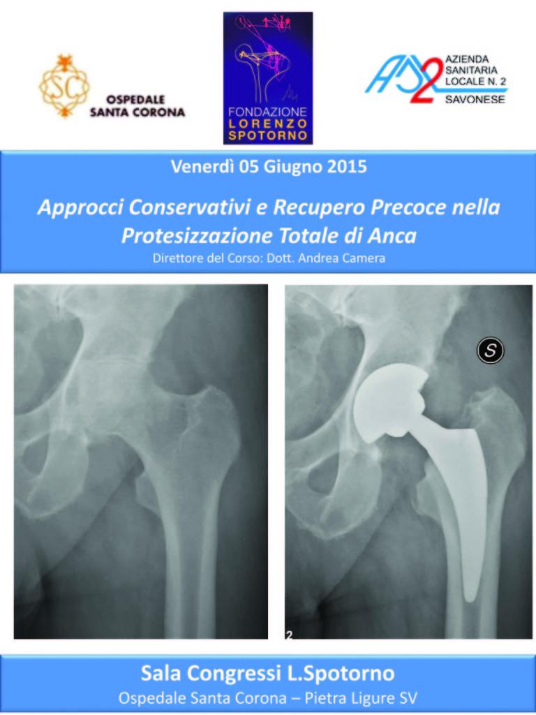Congresso Fondazione Spotorno Anca